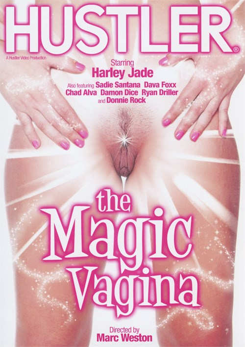 The Magic Vagina – Hustler