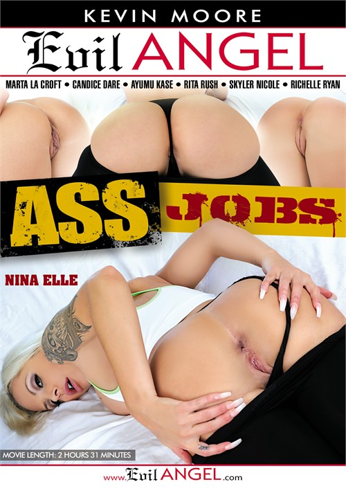 Ass Jobs – Evil Angel