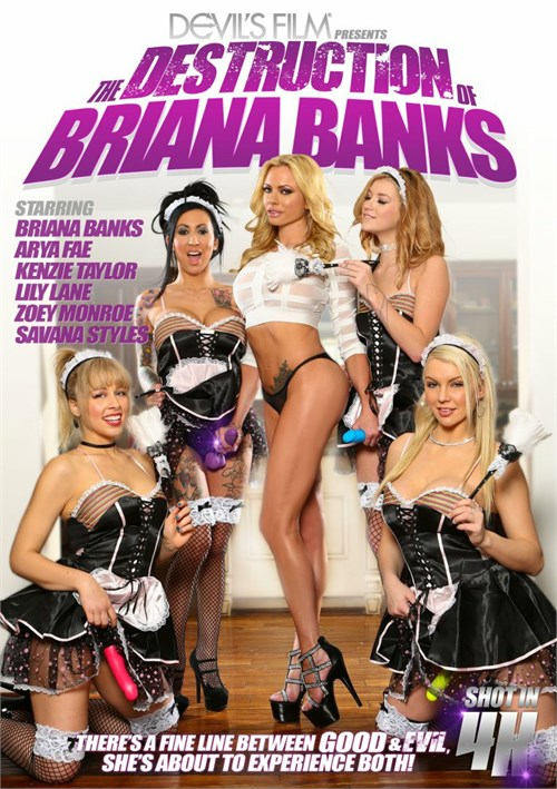 Destruction of Briana Banks – Devil's Film