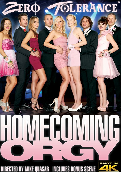 Homecoming Orgy – Zero Tolerance