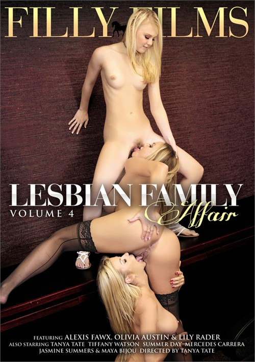 Lesbian Family Affair #4 – Filly Films
