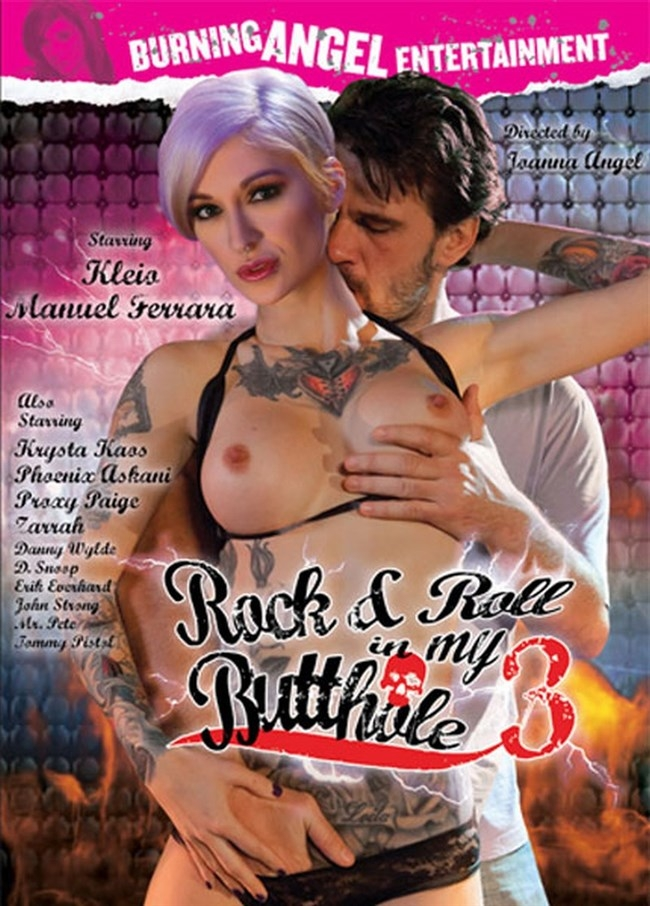 Rock & Roll In My Butthole #3 – Burning Angel