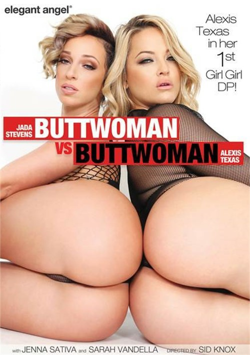 Buttwoman VS Buttwoman – Elegant Angel