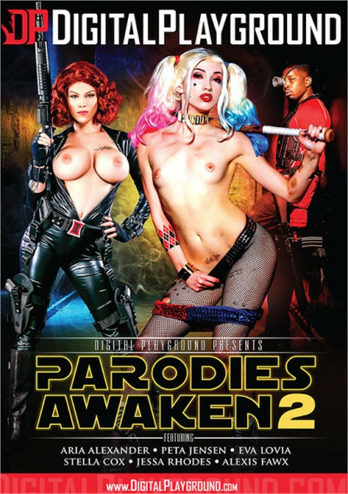 Parodies Awaken #2 – Digital Playground