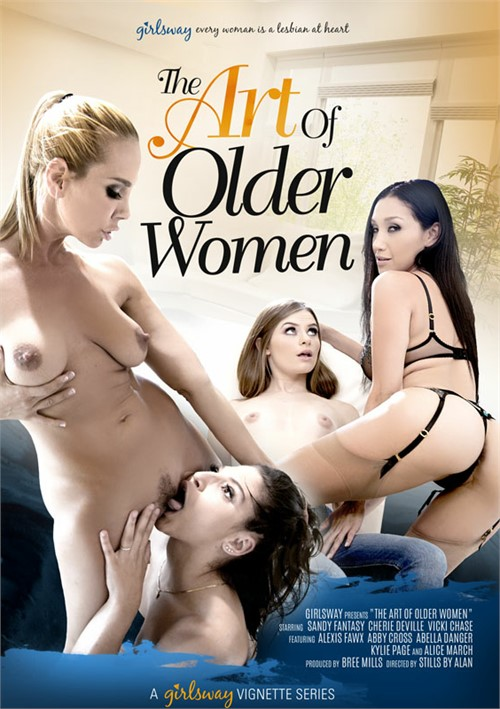 The Art Of Older Women – Girlsway
