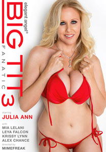 Big Tit Fanatic #3 – Elegant Angel