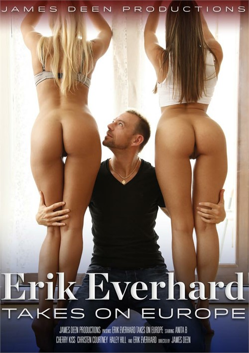 Erik Everhard Takes On Europe – James Deen Productions