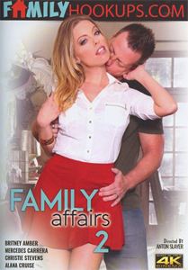 Family Affairs #2 – Family Hookups