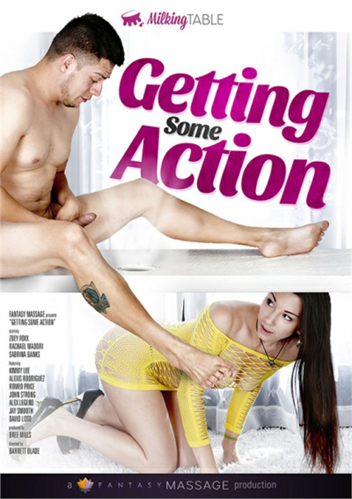 Getting Some Action – Fantasy Massage