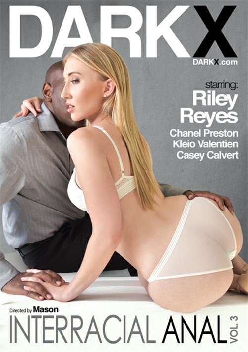 Interracial Anal #3 – Dark X
