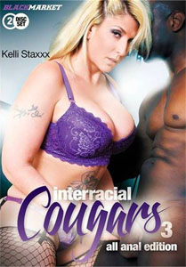 Interracial Cougars #3 – Black Market