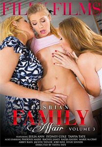 Lesbian Family Affair #3 – Filly Films
