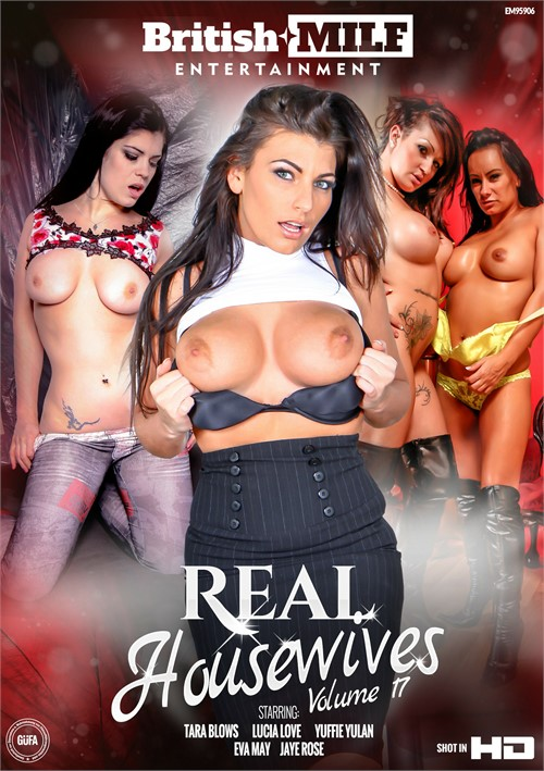 Real Housewives #17 – British MILF