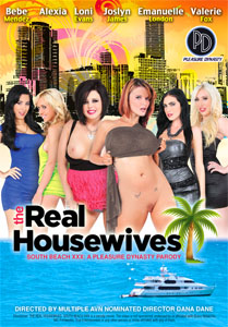 Real Housewives Of South Beach XXX – Pleasure Dynasty