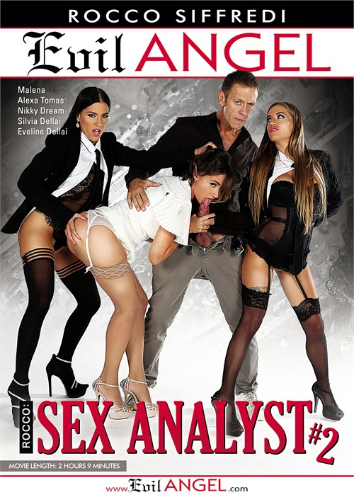 Rocco: Sex Analyst #2 – Evil Angel
