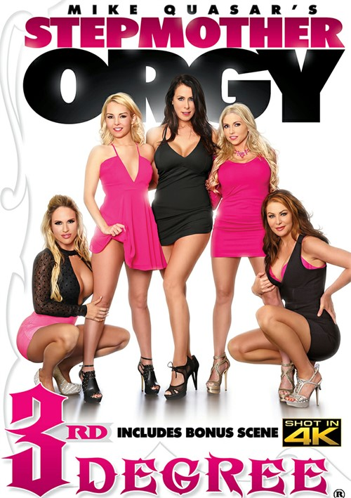 Stepmother Orgy – Third Degree