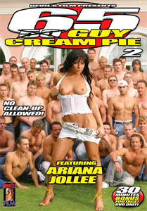 65 Guy Cream Pie #2 – Devil's Film