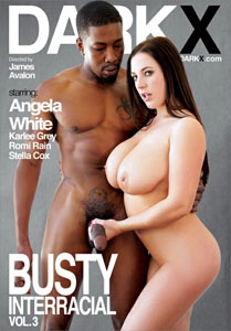 Busty Interracial #3 – Dark X