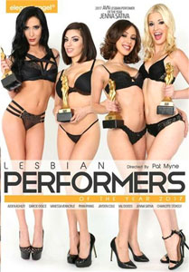 Lesbian Performers Of The Year 2017 – Elegant Angel