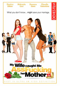 My Wife Caught Me Assfucking Her Mother #11 – Devil's Film