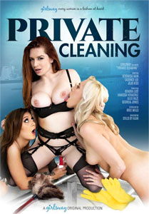 Private Cleaning – Girlsway