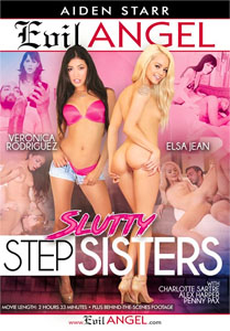Slutty Stepsisters – Evil Angel