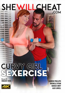 Curvy Girl Sexercise – She Will Cheat