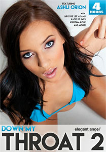 Down My Throat #2 – Elegant Angel