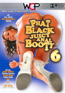 Phat Black Juicy Anal Booty #6 – West Coast