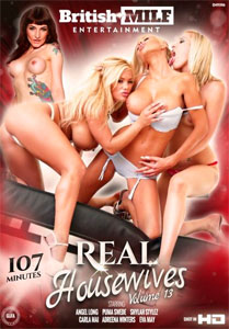 Real Housewives #13 – British MILF