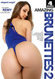 Amazing Brunettes #2 – Elegant Angel