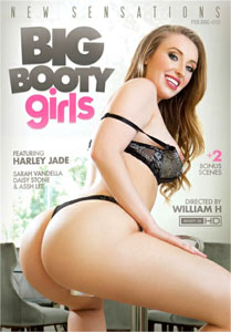 Big Booty Girls – New Sensations
