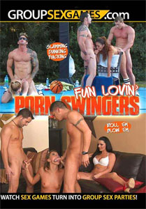 Fun Lovin' Porn Swingers – Group Sex Games