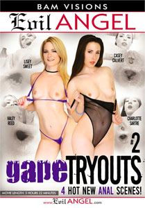 Gape Tryouts #2 – Evil Angel