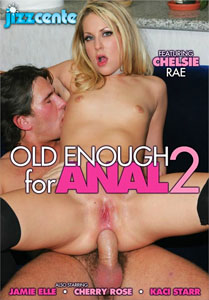 Old Enough For Anal #2 – Jizz Center