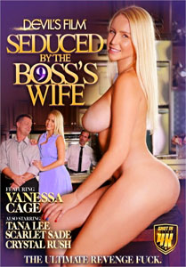 Seduced By The Boss's Wife #9 – Devil's Film