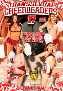 Transsexual Cheerleaders #17 – Devil's Film