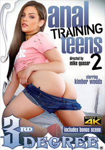 Anal Training Teens #2 – Third Degree
