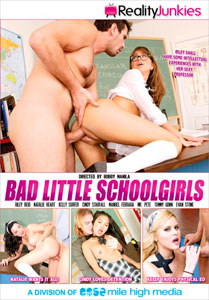 Bad Little Schoolgirls – Reality Junkies