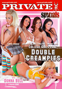 College Girls Love Double Creampies – Private