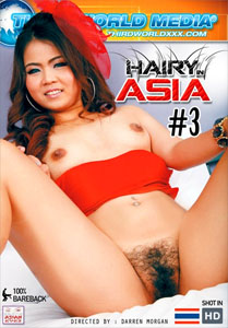 Hairy In Asia #3 – Third World Media