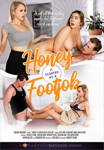 Honey, It Started As A Footjob – Fantasy Massage