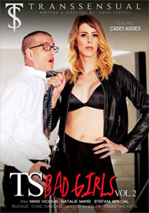 TS Bad Girls #2 – Transsensual