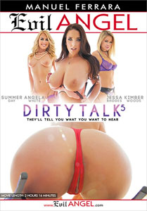 Dirty Talk #5 – Evil Angel