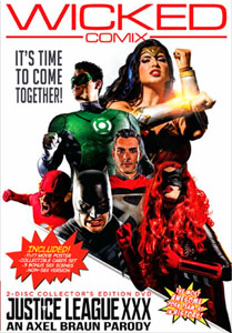 Justice League XXX: An Axel Braun Parody – Wicked Pictures