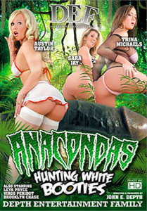 Anacondas Hunting White Booties – DEF Entertainment