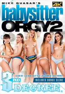 Babysitter Orgy #2 – Third Degree