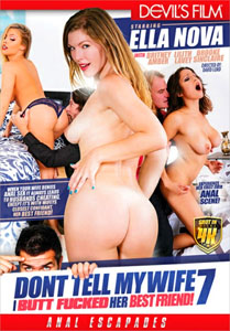 Don't Tell My Wife I Buttfucked Her Best Friend #7 – Devil's Film