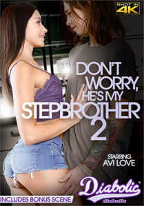Don't Worry, He's My Stepbrother #2 – Diabolic Video