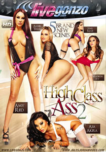 High Class Ass #2 – Live Gonzo